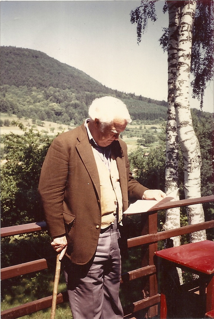 Colin S. Pittendrigh